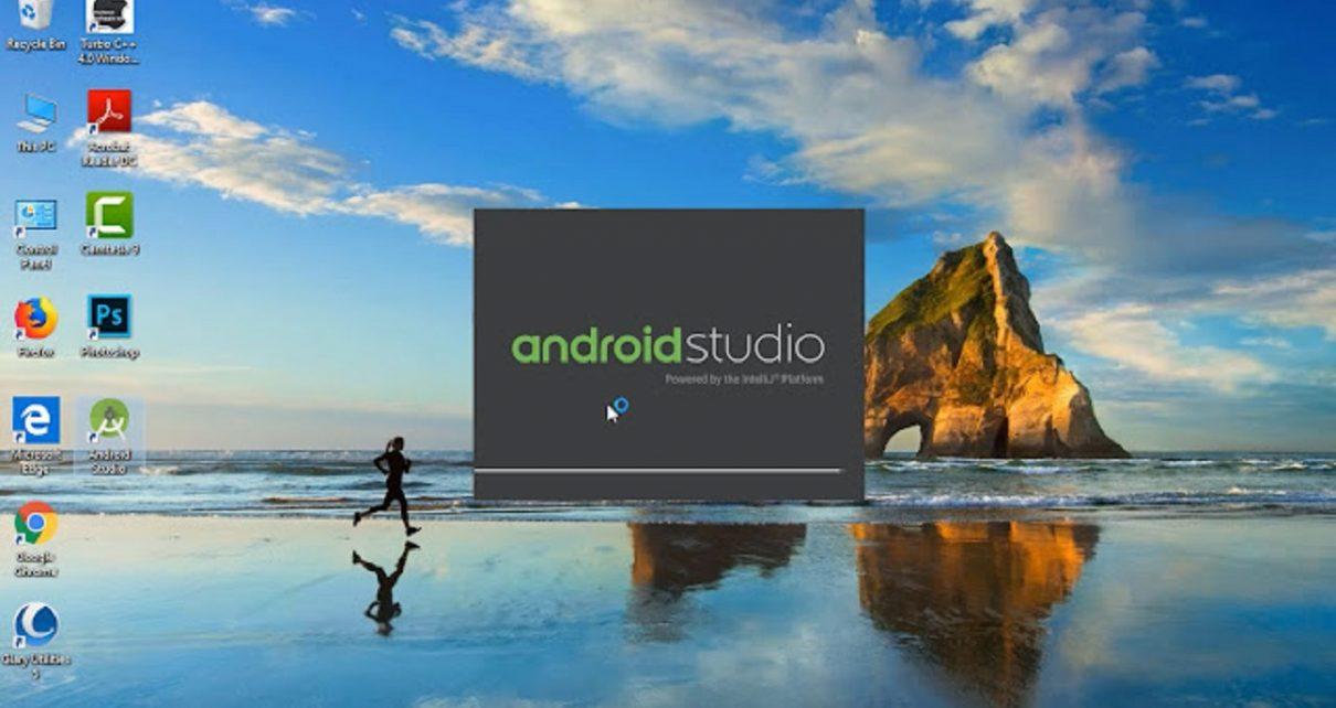 revert changes in Android Studio